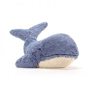Wowser Wilber the Whale by Jellycat: Gifts for whale lovers