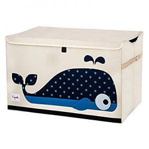 Whale Toy Chest: gifts for whale lovers